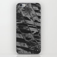 labyrinth iPhone & iPod Skins featuring Labyrinth by Tom Sebert