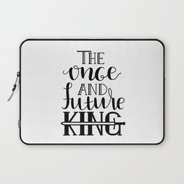 Merlin - The Once and Future King Laptop Sleeve