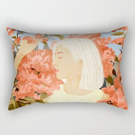 Summer Soul Rectangular Pillow