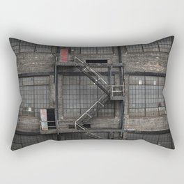 Fire Escape Rectangular Pillow