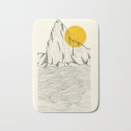Sun Cliffs Bath Mat