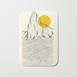 Sun Cliffs Bath Mat