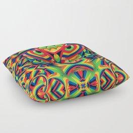 Owl 3 Floor Pillow