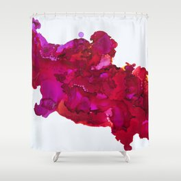 Fire Song Shower Curtain
