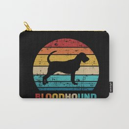 Bloodhound vintage Carry-All Pouch