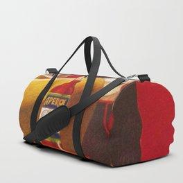 Aperol Alcohol Aperitif Spritz Vintage Advertising Poster Duffle Bag