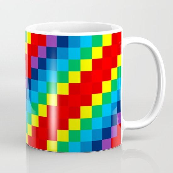 Fuzz Line #4 Mug