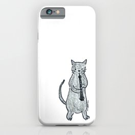Meowtet: Obie iPhone Case