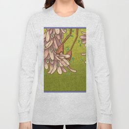 The Other Side of the Bird Long Sleeve T-shirt