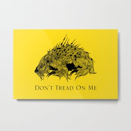 D T O M Metal Print