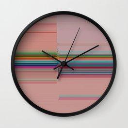 Off-Kilter Wall Clock
