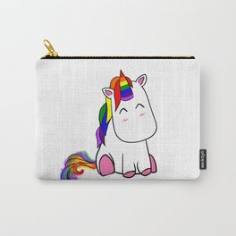 Lenny the Unicorn Carry-All Pouch