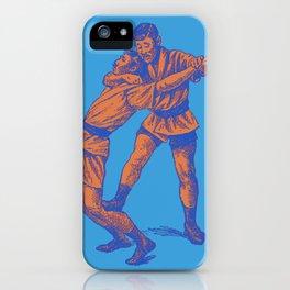 JIU JITSU 3 iPhone Case
