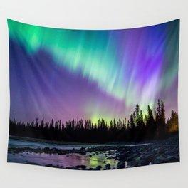 Aurora Borealis 6 Wall Tapestry