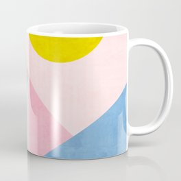 Geometric 2 Coffee Mug
