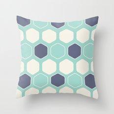 Hexed Throw Pillow