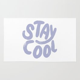 Stay Cool Vintage Lavender Rug