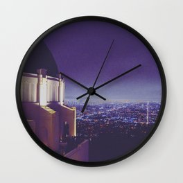 Observing the City Wall Clock