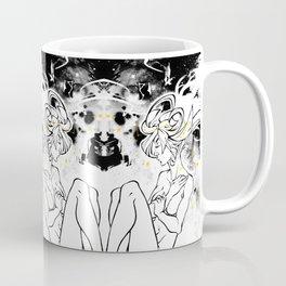 Inktober : Galaxy Coffee Mug