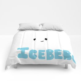 Go Make Yourself an Iceberg Comforters