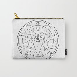The Eye of the White Witch Carry-All Pouch