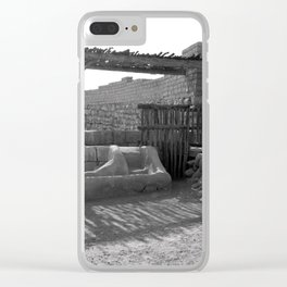 Be'er Sheba Well Clear iPhone Case