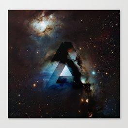 Universe One Canvas Print