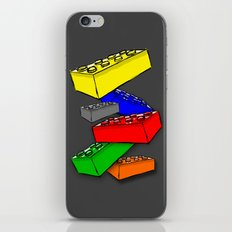 The Building Blocks of Life iPhone & iPod Skin