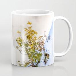 Halo in Caucasian ridge Coffee Mug