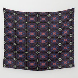 Parasitic Purgatory Pattern 2 Wall Tapestry