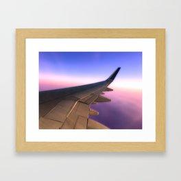 Cali Trip Framed Art Print