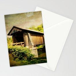Livingston Manor Covered Bridge Stationery Cards
