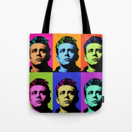 JamesDean01_POP-ART Tote Bag