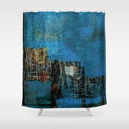 Palafitas Shower Curtain