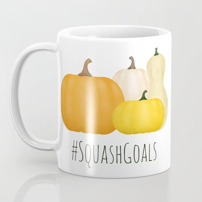 #SquashGoals Coffee Mug