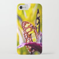 malachite iPhone & iPod Cases featuring Malachite by Cathy Donohoue
