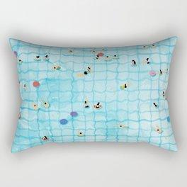 Swimming pool Rectangular Pillow