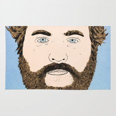 Zach Galifianakis Rug