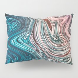 Time Puddle Pillow Sham