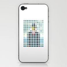 Rene Magritte iPhone & iPod Skin