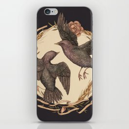 Starlings iPhone Skin