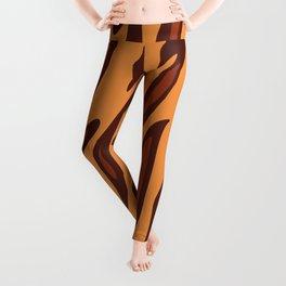 Animal Print Pattern – Tiger 2 Leggings