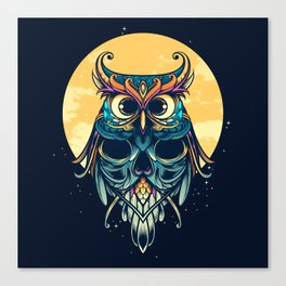 Nightwatcher Canvas Print