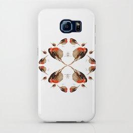Robin Print iPhone Case