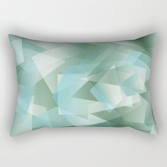 Abstract 219 Rectangular Pillow