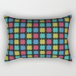 Pattern #4 Rectangular Pillow