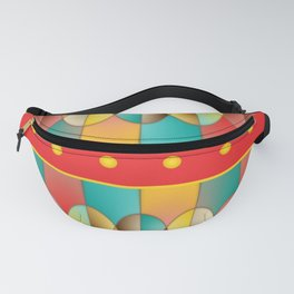 Superb colors Fanny Pack