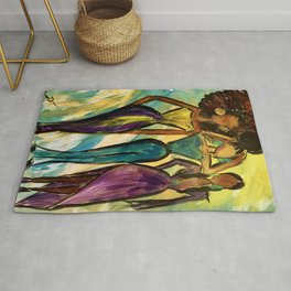 Ladies of Color Rug
