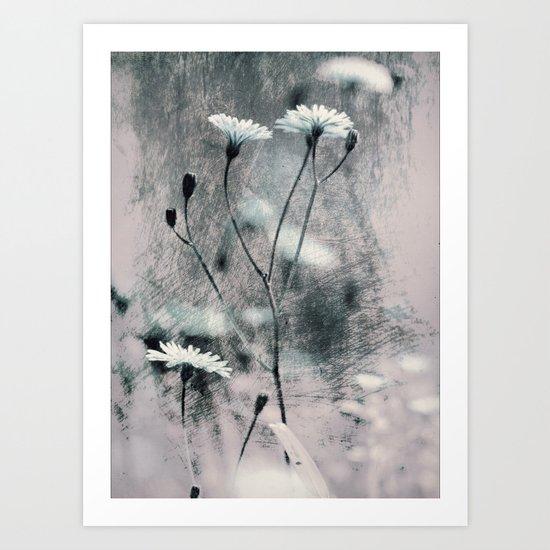 FLOWERS#97 Art Print