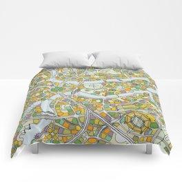 City ONE Comforters